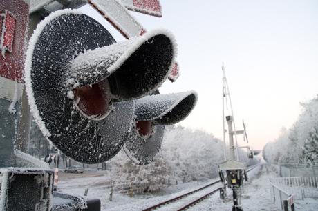 Uitsneeuwende mist bij Weerterbergen