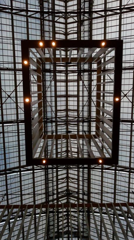 Entree Rijksmuseum.