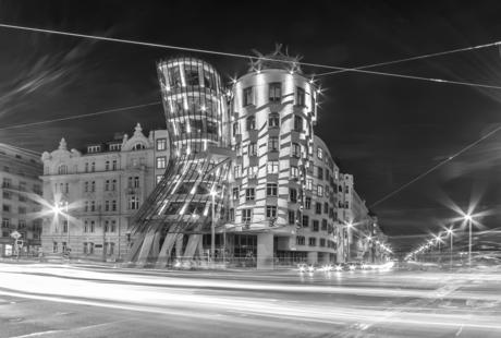 Dancing House, Praag
