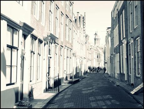 een wandeling door Midelburg