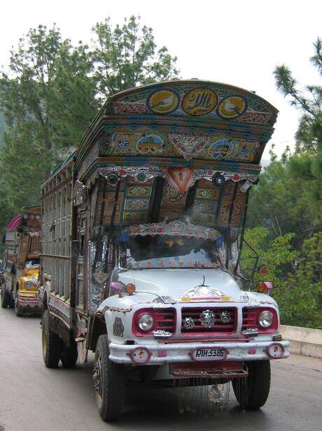 Jingle-truck