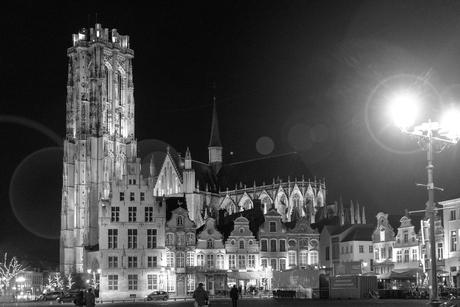 Mechelen idyllisch