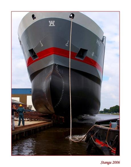 Ship II ...