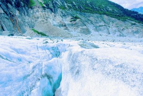 Mer de Glace (Glacier)