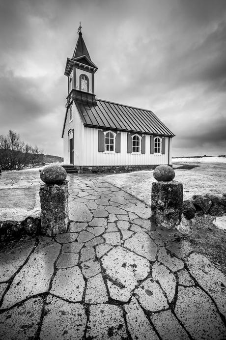 Church of Thingvellir, Ijsland