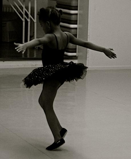 Paige Ballet Danseres