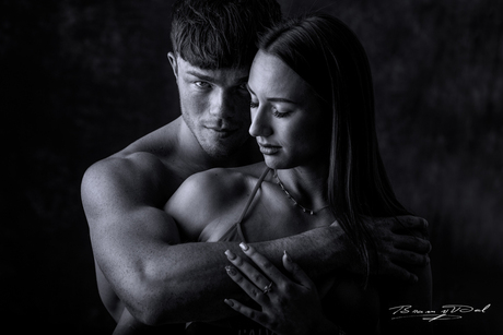 Model: Daan en Polina