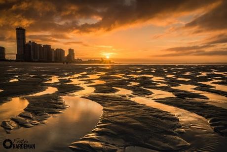 zonsopkomst Vlissingen