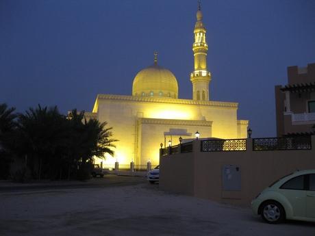 Moskee in Dubai