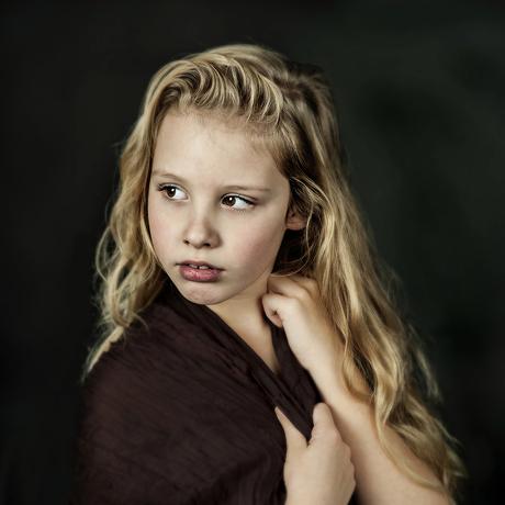 Rembrandt girl
