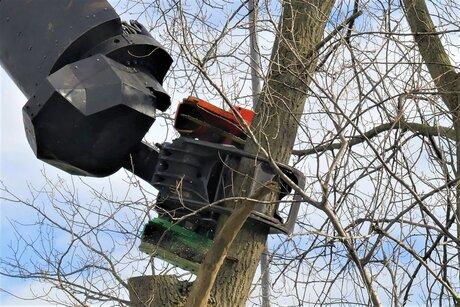 P1140286 DETAIL Robot machine rooi actie 24 feb 2021