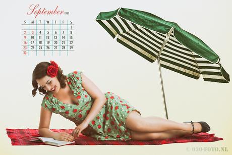 Miss September 1951