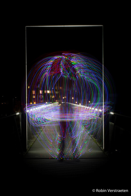 Lichtpainting