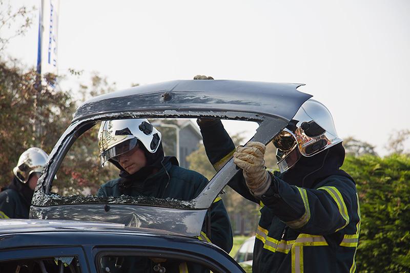 Brandweer in actie - ***** - foto door anne14 op 01-10-2011 - deze foto bevat: brandweer