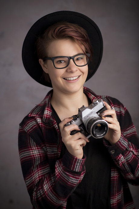 The camera project; Merel