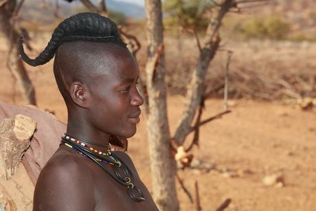 Himba Heders Jongen