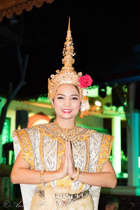Indonesische danseres