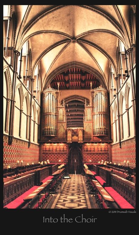 Into the Choir