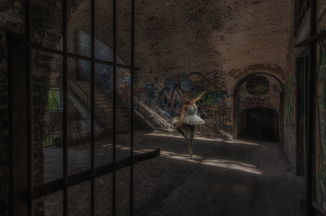 1 ballet dancer