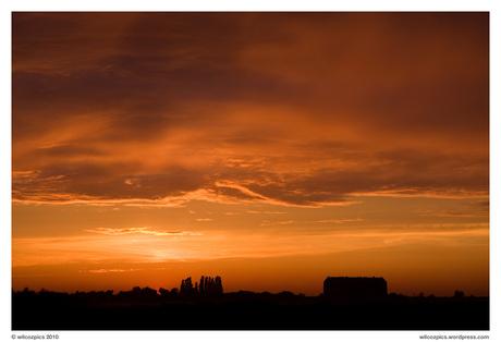 Zonsondergang #3