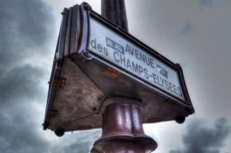 Avenue Champ Elysees
