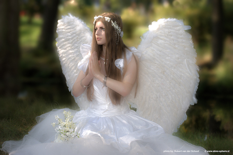 There must me an Angel