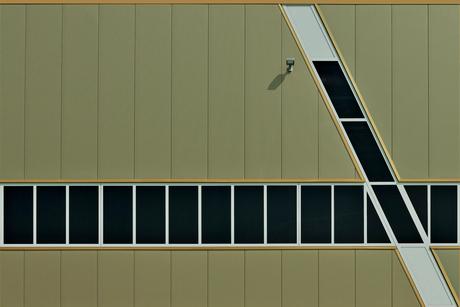 Crossed Window