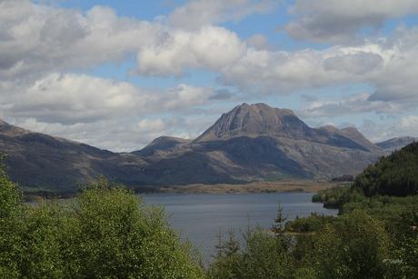 Slioch Berg Schotland