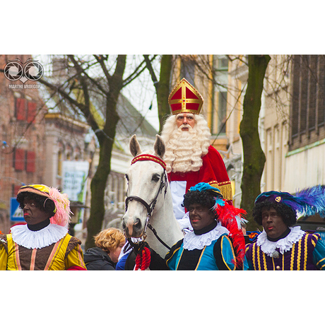 Sinterklaas in Groningen