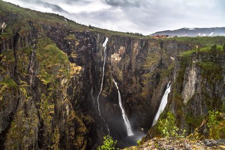 Noorwegen, Vøringsfossen