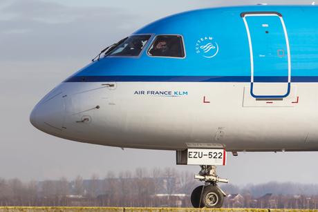 Embraer ERJ190std - KLM Cityhopper