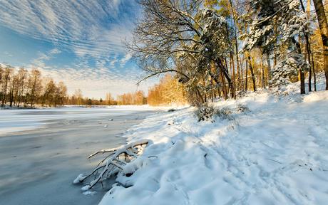 Sneeuwlicht I