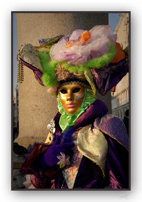 Karnaval in Venetië