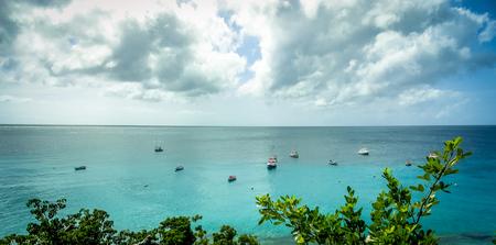 LDH-20120218 curacao-00230 - Curacao 2012. © jdeharder - foto door deharder op 21-07-2019 - deze foto bevat: lucht, wolken, zon, strand, zee, curacao