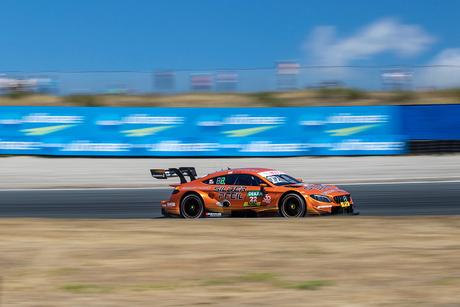 Lucas Auer - Mercedes c63 DTM