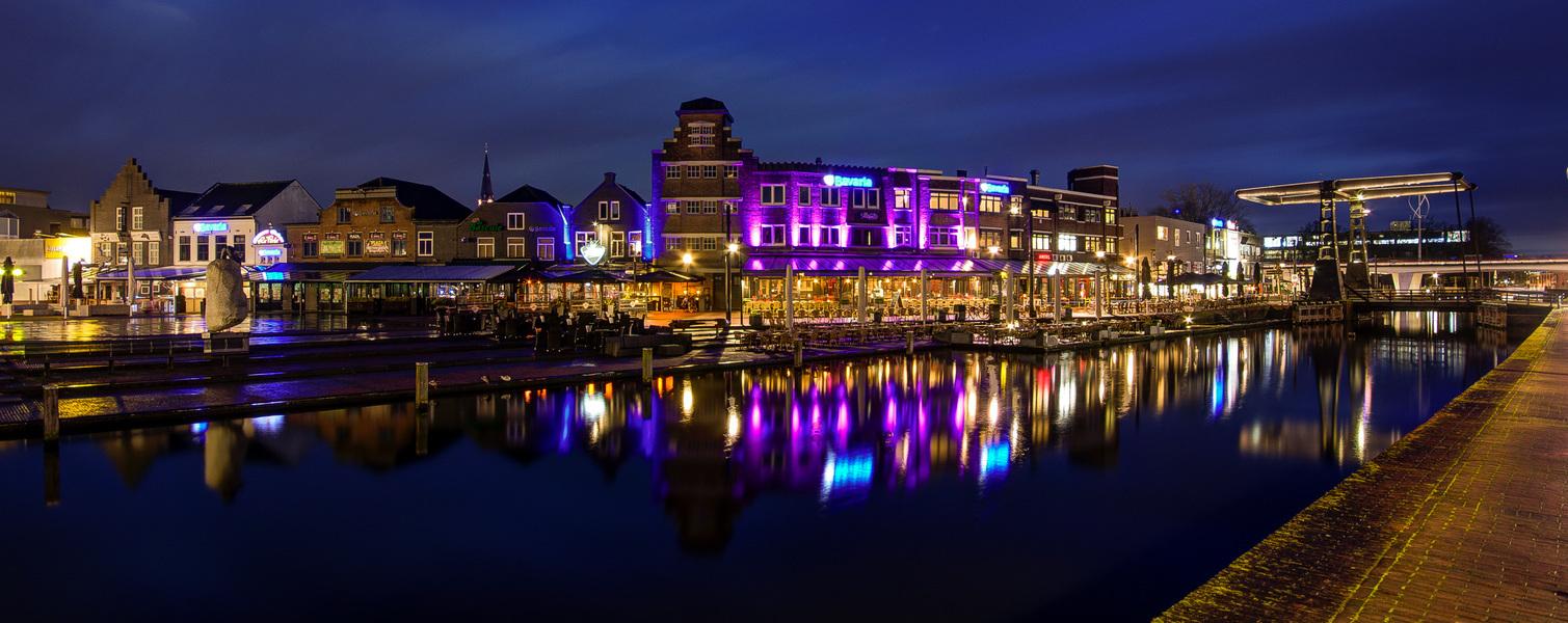 Helmond - Kanaaldijk - Helmond - Kanaaldijk - foto door mdwaard op 30-01-2018 - deze foto bevat: brabant, nachtfotografie, helmond, avondfotografie, blauwe uur, kanaaldijk