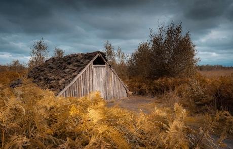 Turfstekers hut