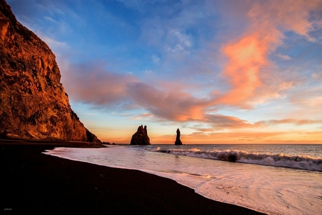 Reynisfjara (IJsland)