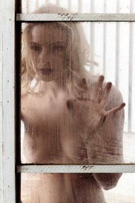 dirty windowpane