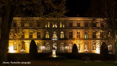 Bloemendal at night
