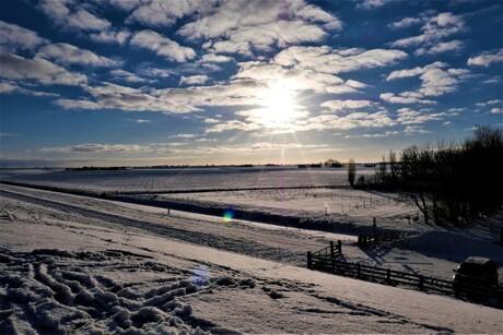 Sneeuwlandschap 3