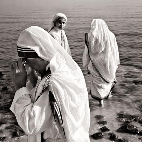 Nonnen in Galilea