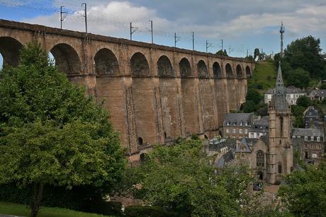 Viaduct van Morlaix (Bretagne)