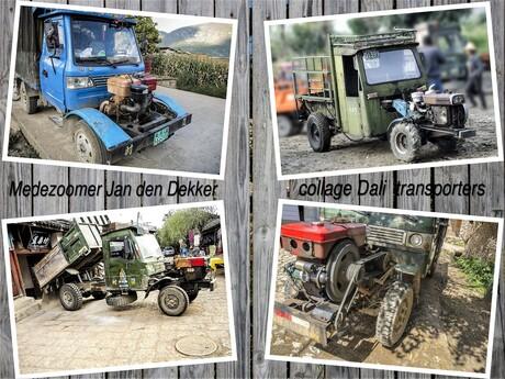 TRUCKWERELD Dali Transporters uit CHINA Jan den Dekker nov 2019