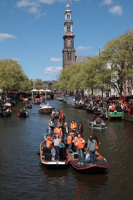 Koningsdag Amsdterdam
