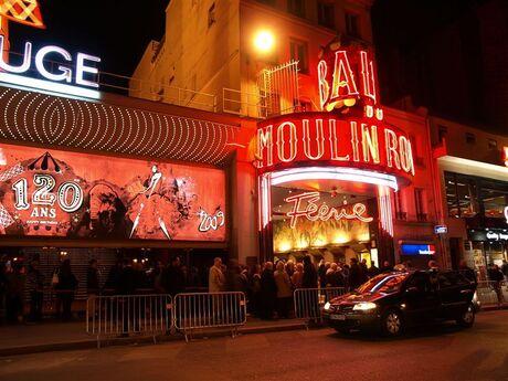 Moulin Rouge - Parijs 2009 - 4