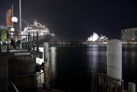 Amsterdam America line in Sydney