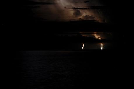 Onweer op de Oceaan II
