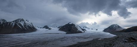 Mongoololse gletsjers