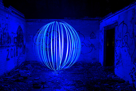 lightpaint art 4